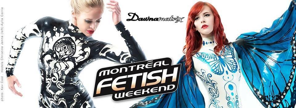 Dawnamatrix @ The 2015 Montreal Fetish Weekend