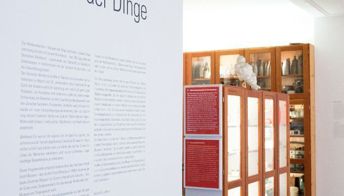 Museum der Dinge exhibition