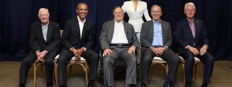 Gaga w Presidents