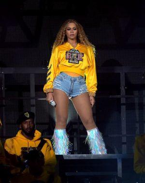 Beyoncé x Balmain Coachella