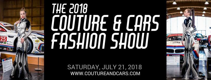 """Dawnamatrix """"Fractal Gown"""" to be premiered at Couture & Cars Fashion Show"""