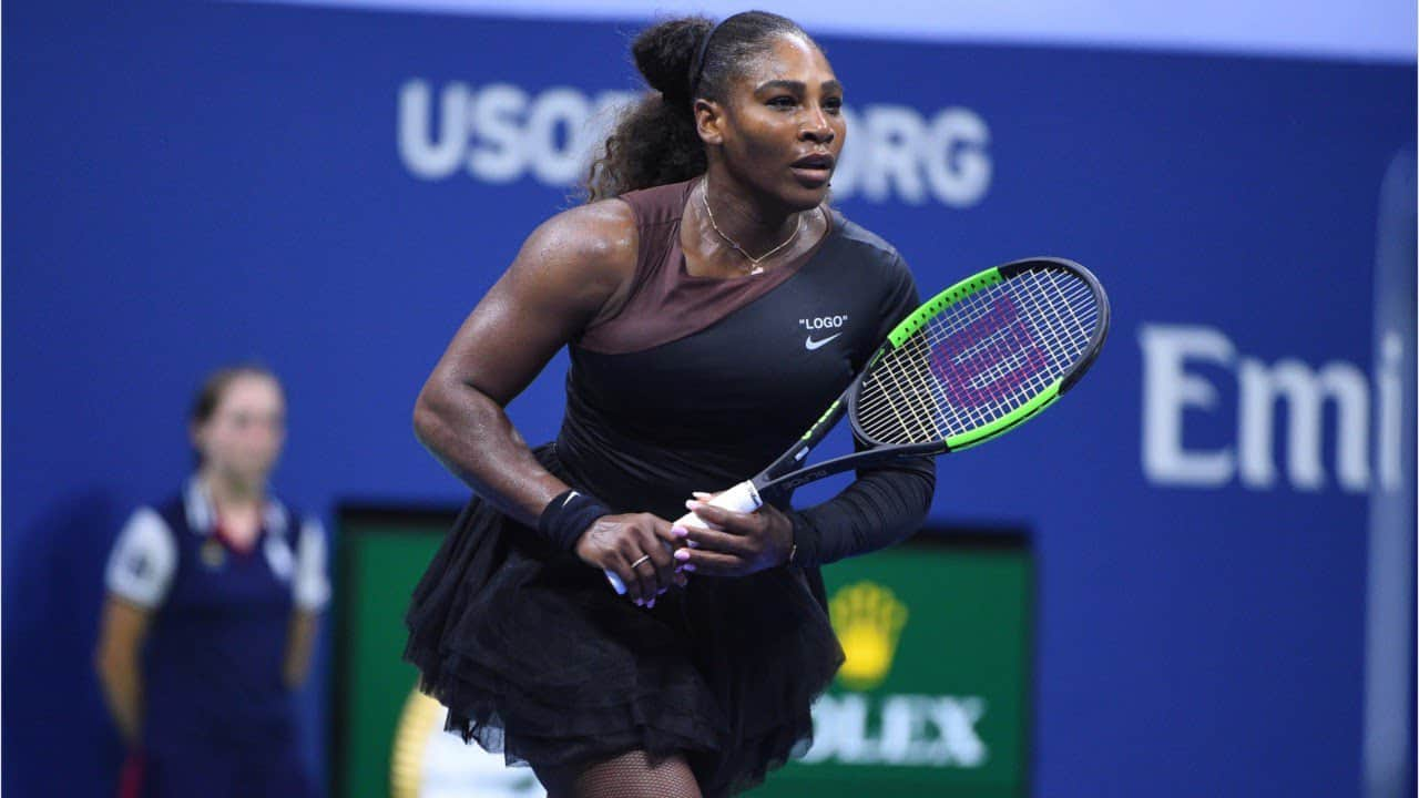 Serena Williams Fights Back In A Tutu