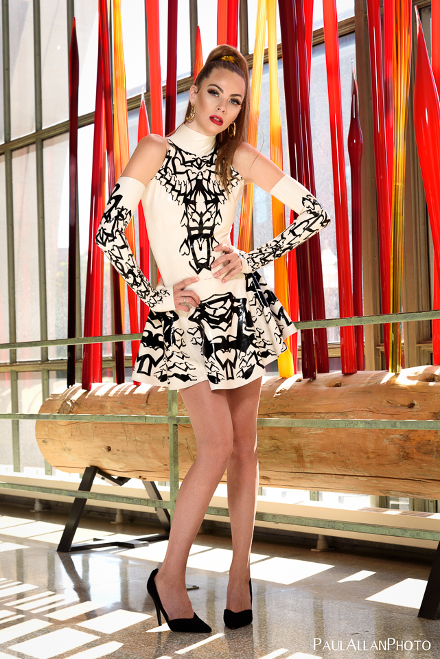 Fractal Heart Skater Skirt – Dawnamatrix Latex Clothing 078c18b9e