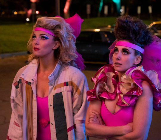 GLOW's 3rd Season Costuming Wrestles Us Into Sweet Submission