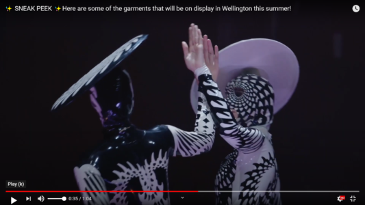 A Sneak Preview of World of WearableArt – Up Close | Ao KākahuToi – Kia Tata