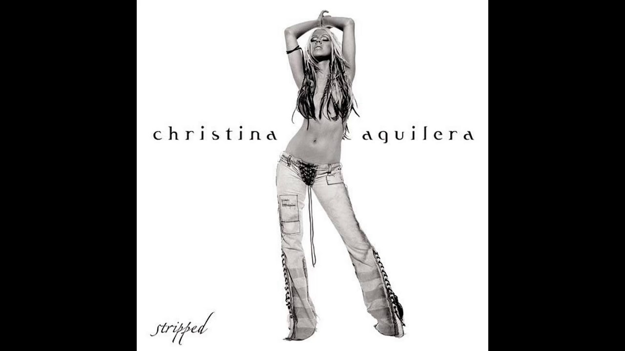 Christina Aguilera Stripped Again - Dawnamatrix