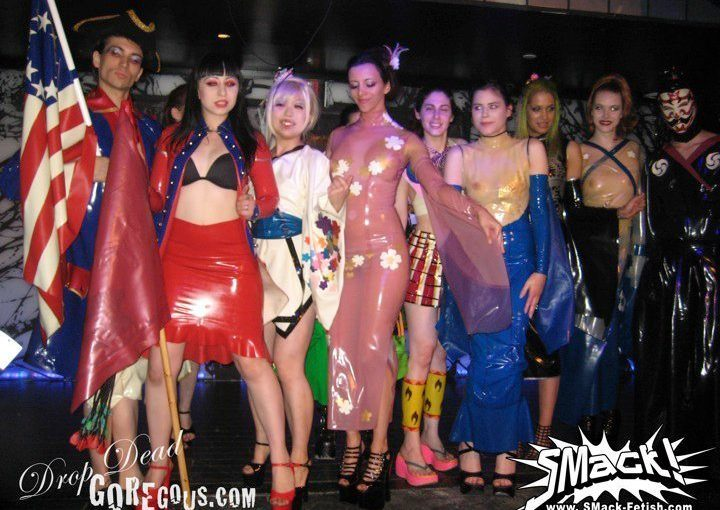 Smack! Fashion Show NYC