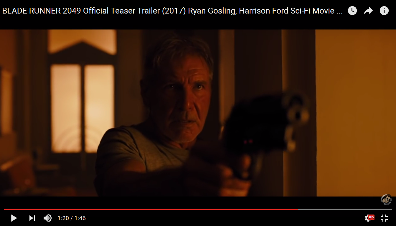 Blade Runner 2049 Kills at CinemaCon 2017