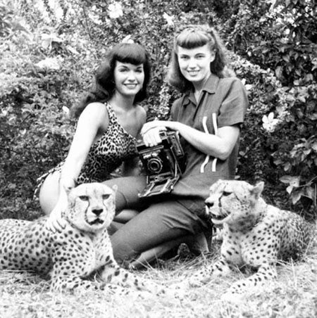 Bunny and Bettie