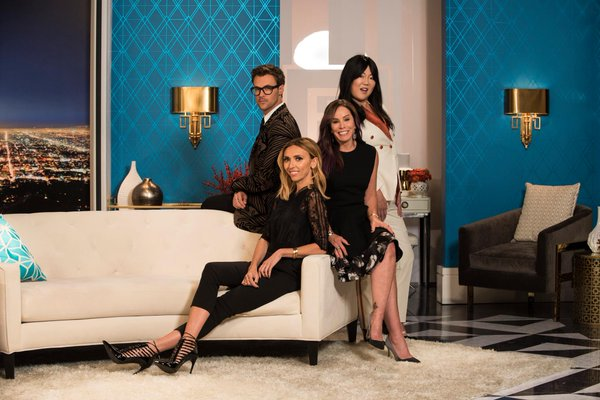 Margaret Cho Officially Joins E!'s Fashion Police...might we see some latex?