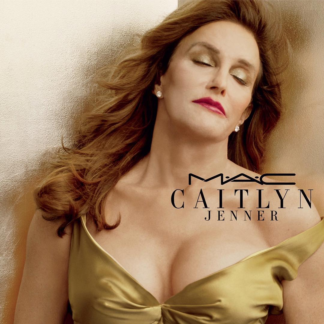 Caitlyn Jenner II Mac Cosmetics: All Races, All Ages, All Sexes Instagram Backlash