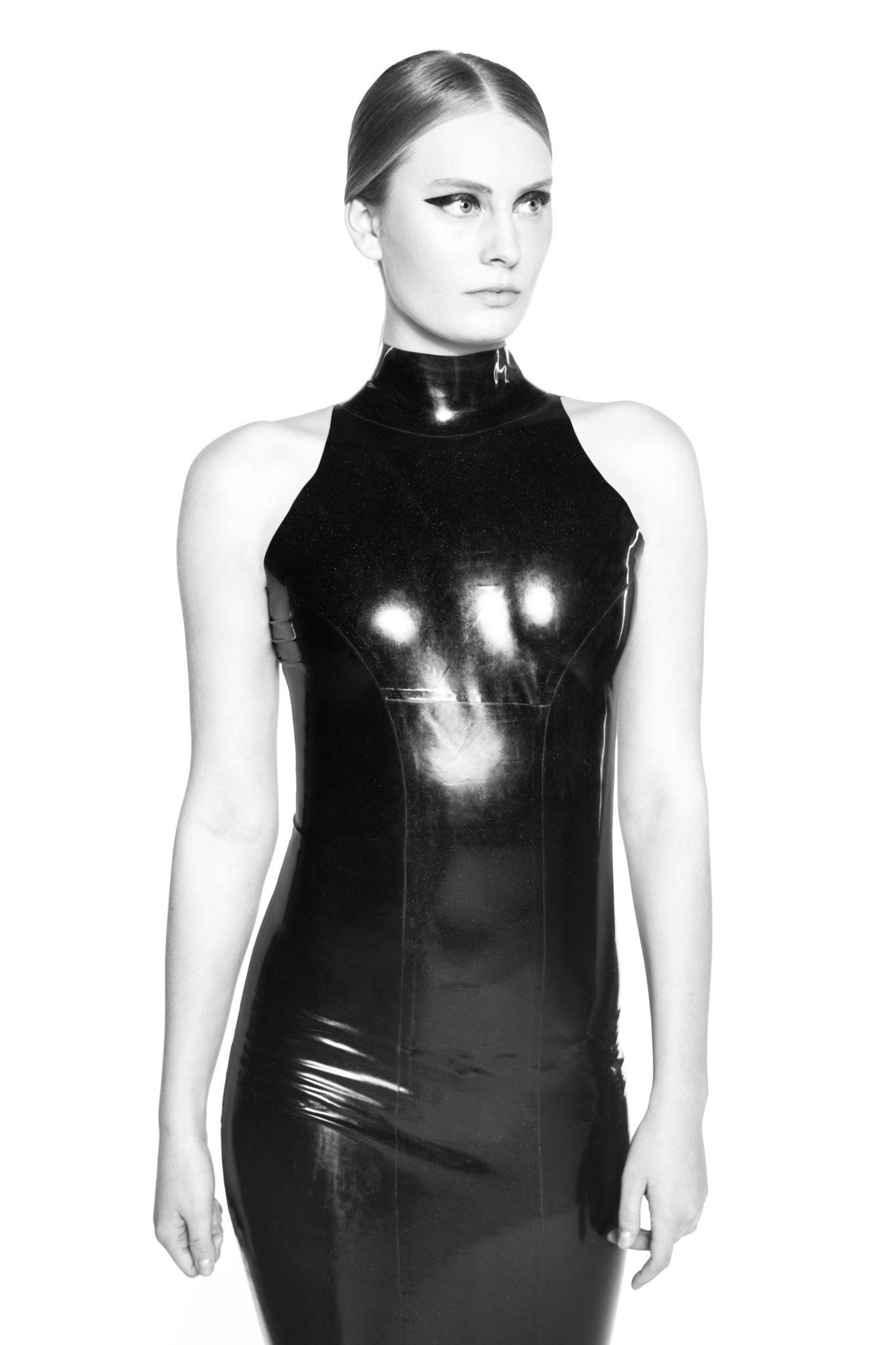 Seattle Fashion Week Photo Shoot By David M. Bailey Featuring Dawnamatrix Couture