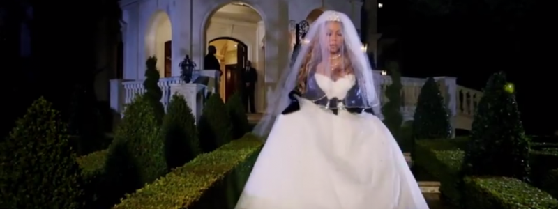 I Don't Wedding Dress