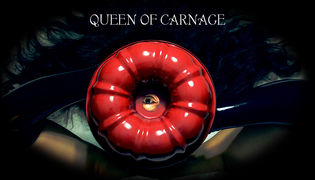 All Worship The Queen Of Carnage