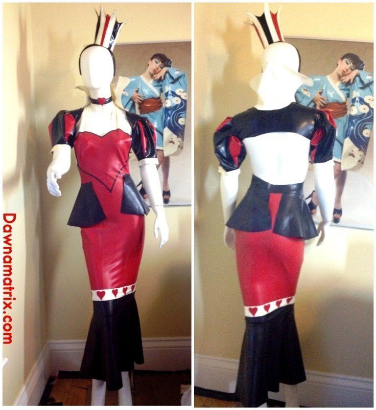 Dawnamatrix Latex Clothing