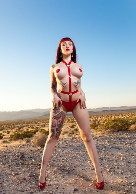 A Latex Harness Is All A Girl (or Guy) Needs