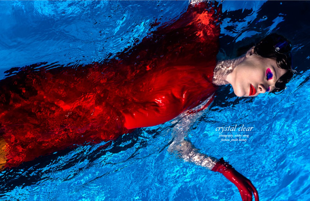 Schön! Magazine features Dawnamatrix with Balenciaga and Robert Rodriguez