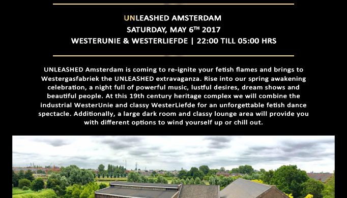 UNLEASHED Amsterdam Spring Event