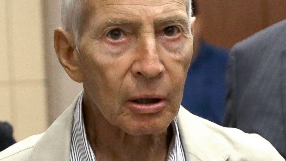Robert Durst And...Latex? Say It's Ain't So!