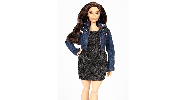 Ashley Graham Has No Thigh Gap...and Neither Does Her Barbie