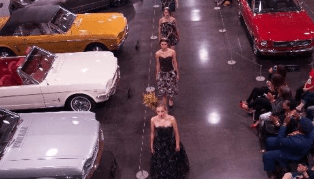 The 2017 Cars & Couture Fashion Show