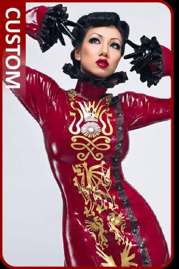 Dollskin Designs Custom-made latex clothing &