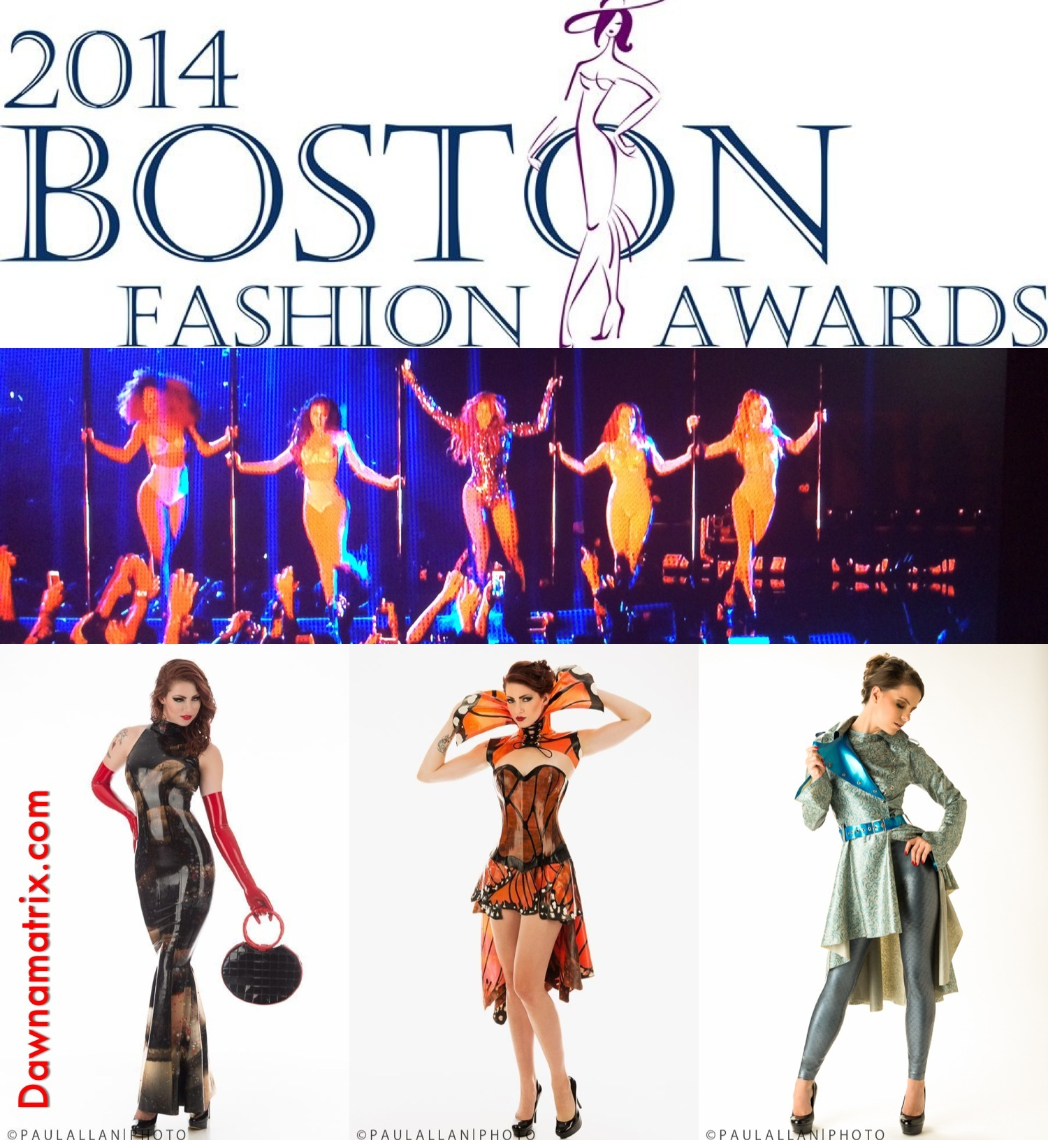 Dawnamatrix nominated for Designer of the Year in the Swimwear/Intimate category of the 2014 Boston Fashion Awards