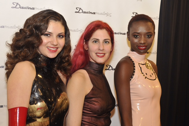 Hector Diaz & His Geek Q Website Gives Dawnamatrix 'Props' From Seattle Fashion Week