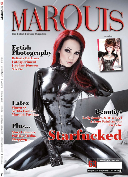 The End Of Marquis Magazine
