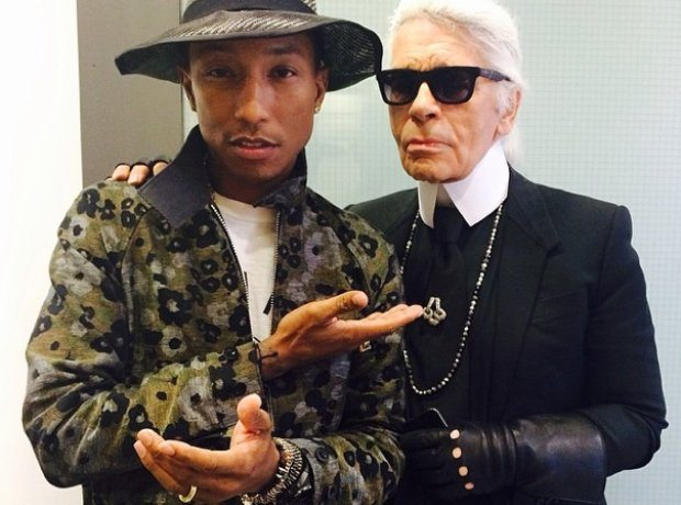 pharrell-williams-and-karl-lagerfeld-instagram-1401276540-view-0