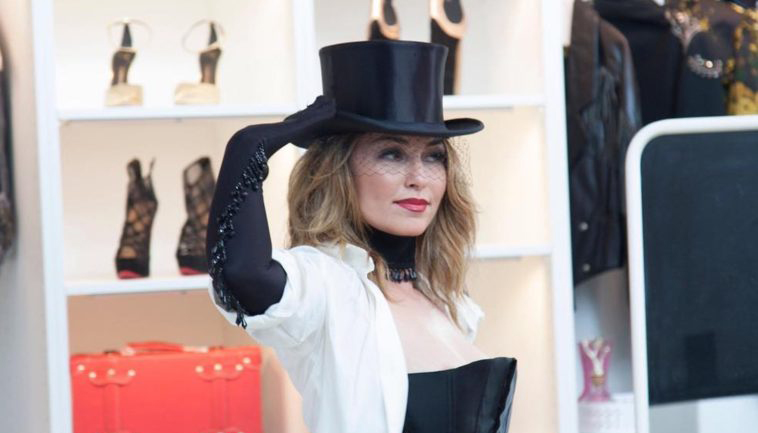 Life Is Good for Shania Twain's Couture Choices