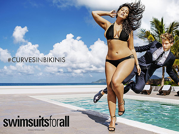 Bigger Sized Models First Ever Plus-size Model