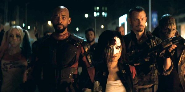 Getting' Excited By Suicide Squad…A Whole Half A Year Away