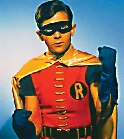 "What ISN'T He Wearing; Robin, The Boy Wonder, Is Truly A Wonder In ""Grayson"""