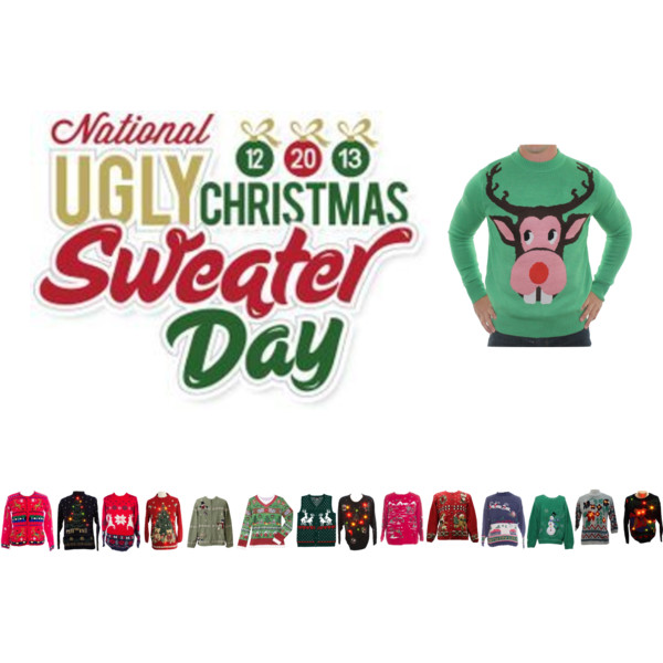 "A Christmas ""Jumper"", A Sweater, Let's Call The Whole Thing Off: Celebrate National Ugly Sweater Day"